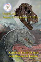 2013 AAPS Fossil Dealers and Evenets Tucson Show Guide