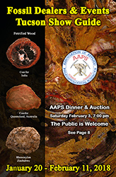 2018 AAPS Fossil Dealers and Events Show Guide