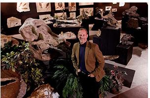 Tom Lindgren abd the Geodecor Gallery, Tucson Arizona