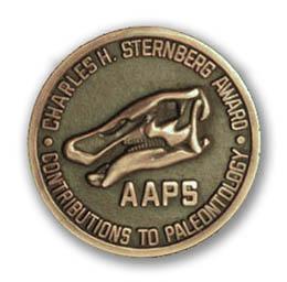 The Charles H. Sternberg Medal