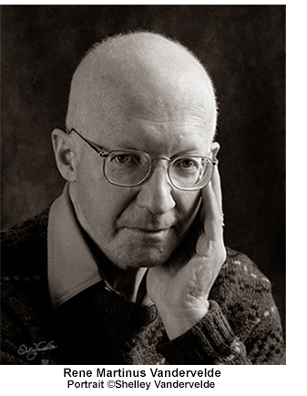 Rene Martinus Vandervelde 1935 - 2006